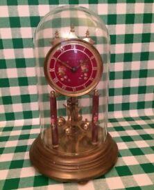 Antique torsion/anniversary clock