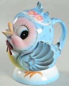 WANTED:  vintage retro ceramic bluebirds Wooloowin Brisbane North East Preview