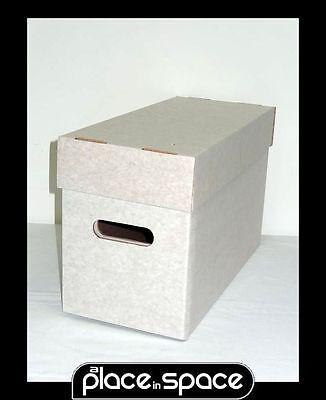 STANDARD COMIC BOX (HOLDS 250 COMICS EACH) x1