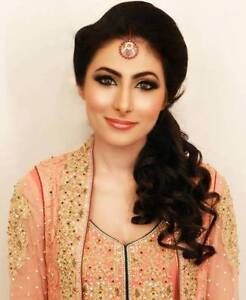 AFFORDABLE PRO MAKEUP AND HAIR INDIAN/MIDEAST/PAKISTANI Kitchener / Waterloo Kitchener Area image 1
