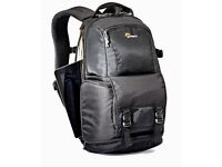 Lowepro 150 AW II Fastpack Backpack. Bag for Camera. NEW