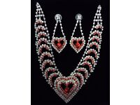 Jewellery set necklace and earrings sets