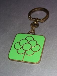 Rare Vintage, Jackson Square Key-Chain, 45 Years Old