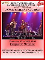 Two tickets to Valentine's dance