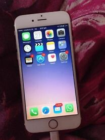 New Iphone 6s 32gb locked to vodafone