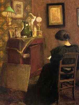 Henri Matisse Woman Reading A3 Photo Print Henri Matisse Woman Reading