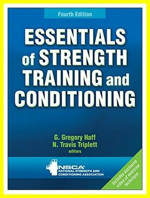 Essentials of Strength Training and Conditioning 4th Edition 🔰||p.d.F🔰