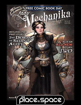 FREE COMIC BOOK DAY 2018 - LADY MECHANIKA