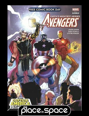 FREE COMIC BOOK DAY 2018 - AVENGERS / CAPTAIN AMERICA