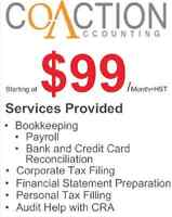 Tax Filing Bookkeeping and Accounting Services(Downtown Toronto)