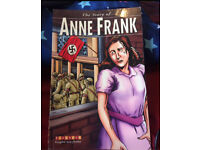 Comic version of Anne Frank