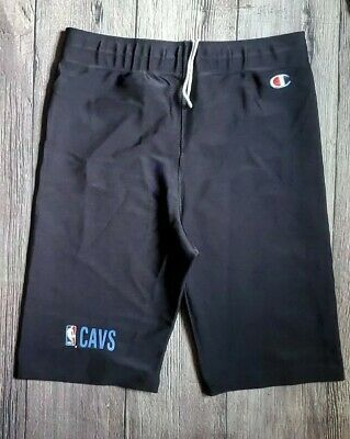 NBA Vtg Authentic Champion Cleveland Cavaliers Base Layer Game Shorts XL 40-42) ()
