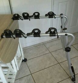 Thule tow and carry bike rack