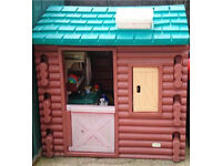 Little tikes country cottage and little tikes kitchen