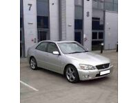 lexus IS200 Good Cheep Car ,just services+ mot