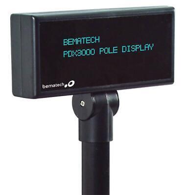 Pcamerica Cre Logic Controls Pdx3000 Pos Pole Display Usb Black