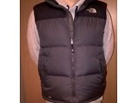 All season North Face body warmer, MEDIUM, £65 bargain RRP £130