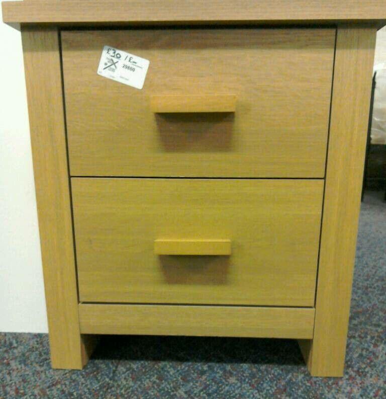 Bedside cabinets #29860 £30 #29861 £30