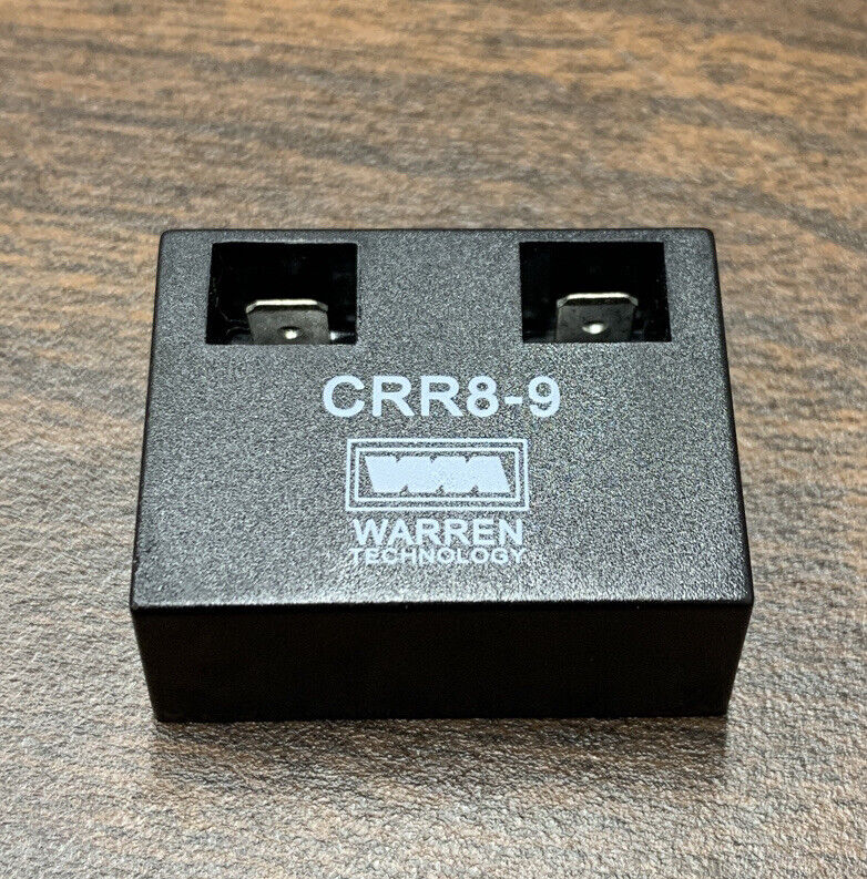 WARREN TECHNOLOGIES TIME DELAY RELAY/RECTIFIER CRR8-9
