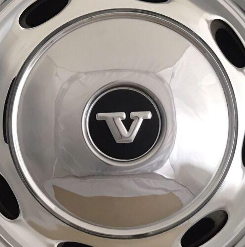 Volvo P1800 Chrome Hub Cap.