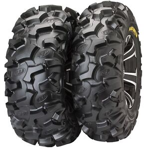 Tires - ITP Blackwater 8-ply-rated - New - Free Shipping