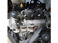 USED - Vauxhall engines Fits ALL: 1.3 Cdti CORSA / Astra / Combo / bare engine A13DTE - EnginesOD
