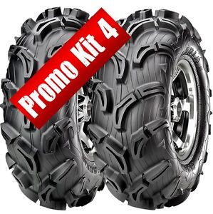 Tire Kit - Zilla Maxxis - NEW -