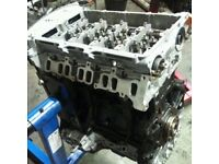 UPRATED * RECONDITIONED : Ford Transit 2.2 tdci Transit QVFA P8FA Bare Engine
