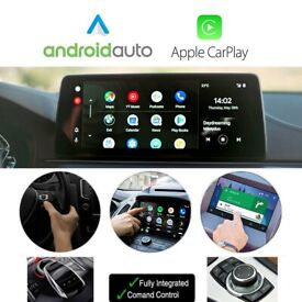 Android Auto Interface Retrofit Install Factory Screen Audi BMW Porsche Mercedes Range Rover Lexus