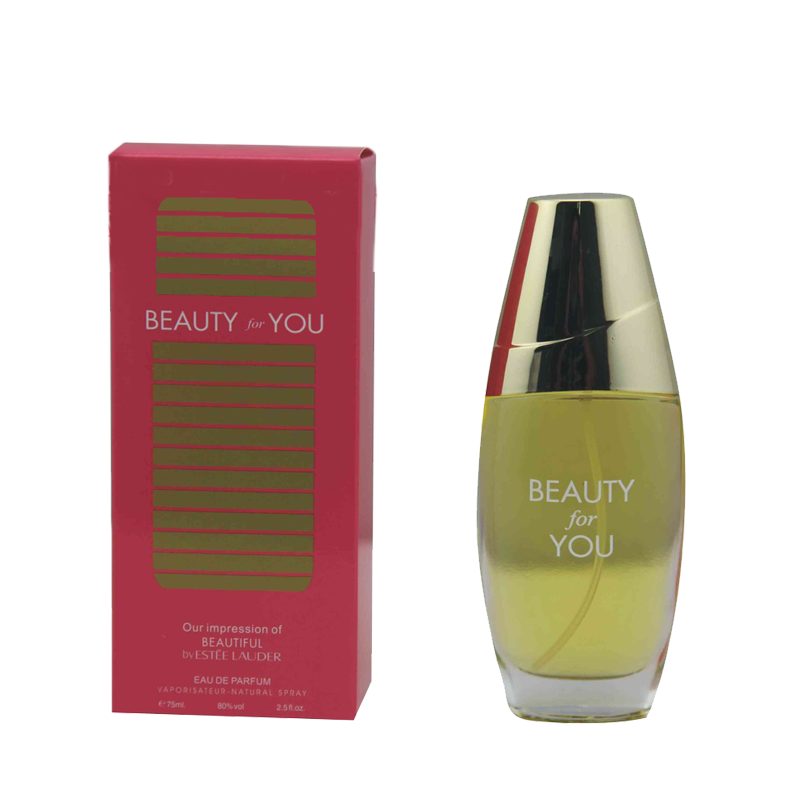 Beauty For You Perfume Eau De Parfum  EDP  3.3 Oz For Women