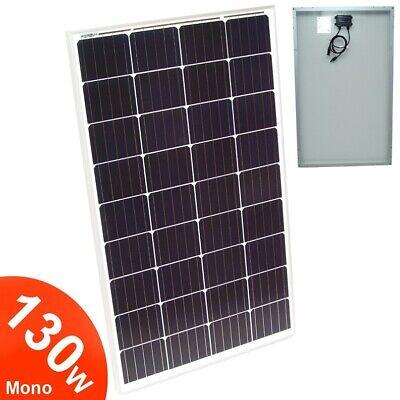 130w Solarpanel (B5426 Solarpanel Solarmodul 130W Solarzelle 12V Solar MONOkristallin Mono)