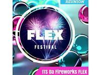 The Fireworks FLEX