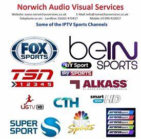 12 Months Premium IPTV Service (All UK Movies, Sports, Documentaries, Music, Kids etc etc)