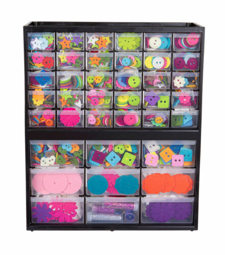 ArtBin Store in Drawer Cabinet 39 Drawer