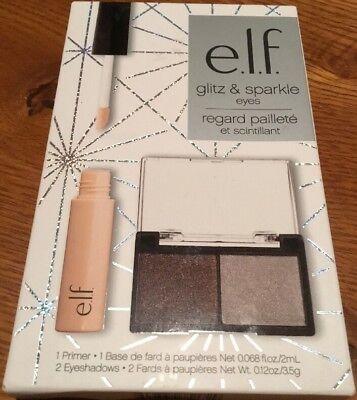 e.l.f. Cosmetics Glitz & Sparkle Eyeshadow & Primer - Cosmetics Sparkle