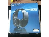 Sony Wireless Stereo Headset Playstation