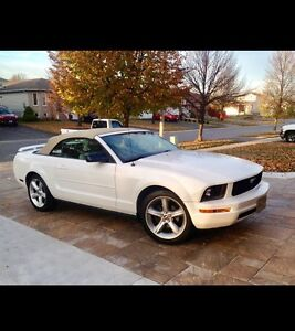 Ford Mustang 2006 Convertable