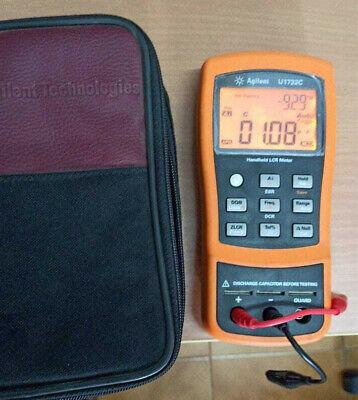 Agilent U1733c Handheld Lcr Meter