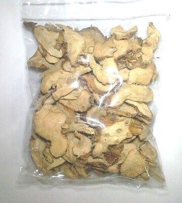 200g Premium Dried Galangal Root Slice Thai Herbal Food Recipe Cook Tom Yum -