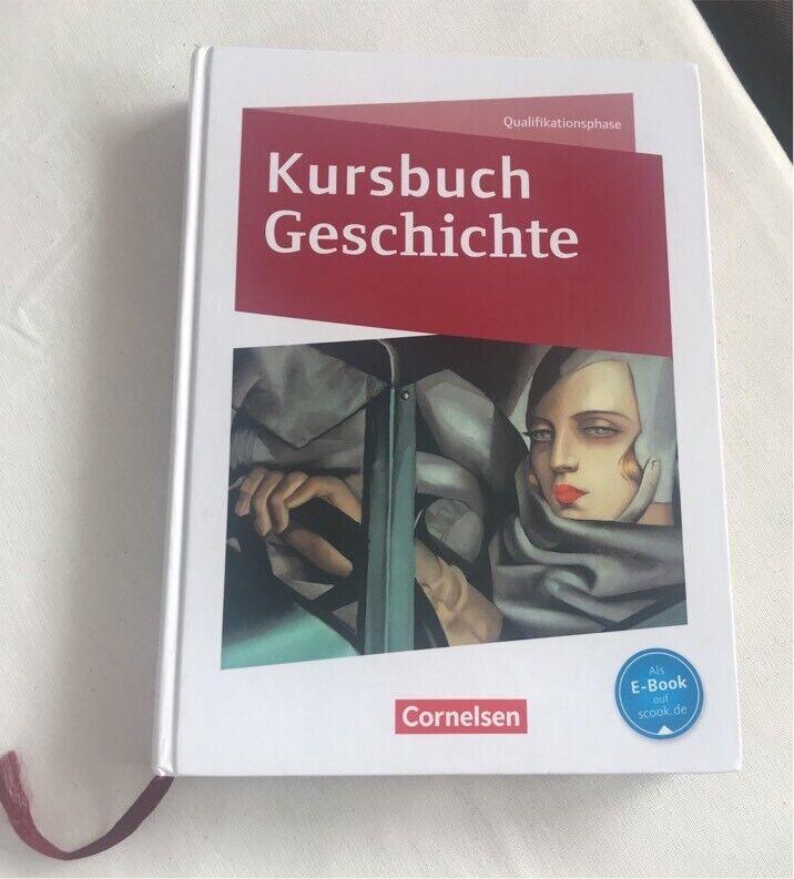 Kursbuch Geschichte Qualifikationsphase Cornelsen in Bielefeld - Senne