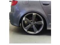 Audi vw alloys perfect order