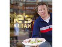 Line Chefs - Jamie's Italian, Cardiff - Start ASAP