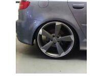 Alloys Audi 20es reps