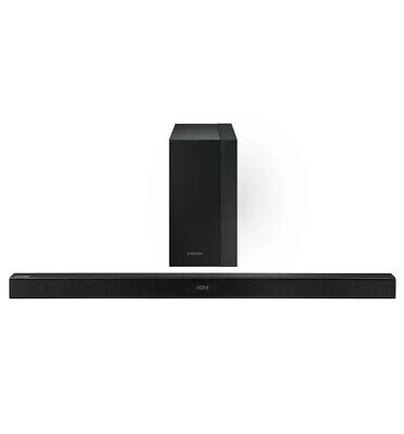 Samsung HW-D450 2.1 Channel Powered Sound Bar Whit Subwoofer USED!