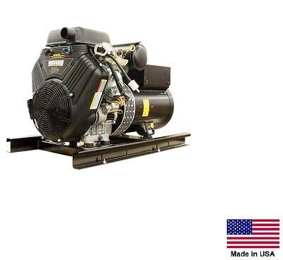 Generator Vehicle Mounted - Commercial - 277480v - 3 Phase - 36 Hp 22000 Watt