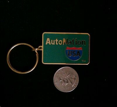 Autonation Usa Advertising Keychain Fob
