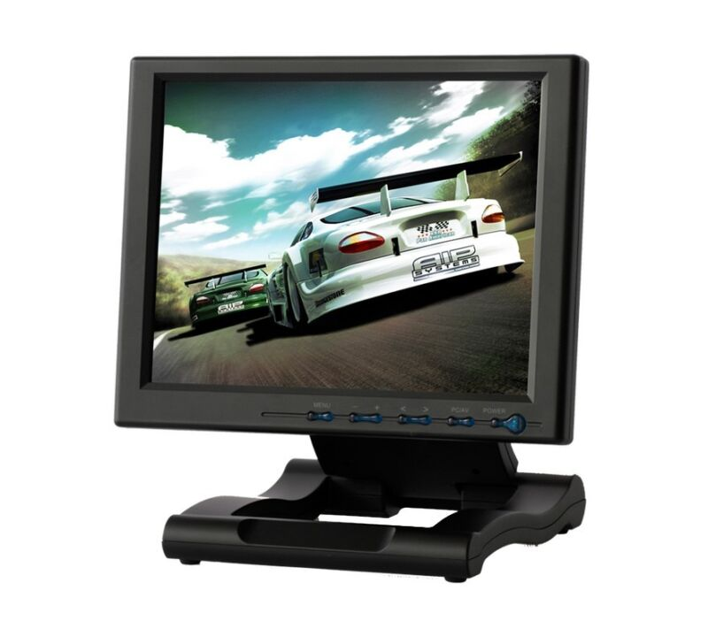 """LILLIPUT 10.4"""" FA1042-NP/C  monitor with VGA, composite video with Desktop stand"""