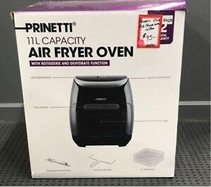 Prenetti Air Fryer Oven In Box