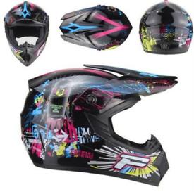 AHP 225 motorcycle motorcross helmet
