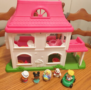 Fisher Price little people Fun Sounds House